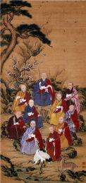 patriarchs of zen