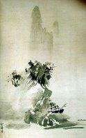 zen tree painting