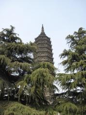 Chengling_Pagoda linji temple
