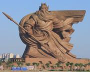 guan yu statue china