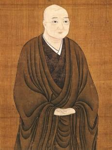 Japanese zen monk 1500