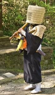 Zen flute Japan