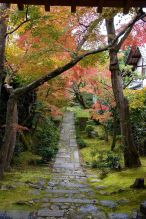 zen temple path