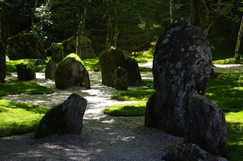 komyozenji rock garden b