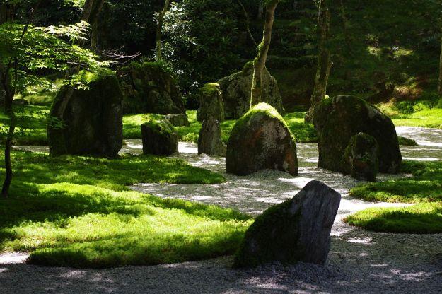 komyozenji rock garden