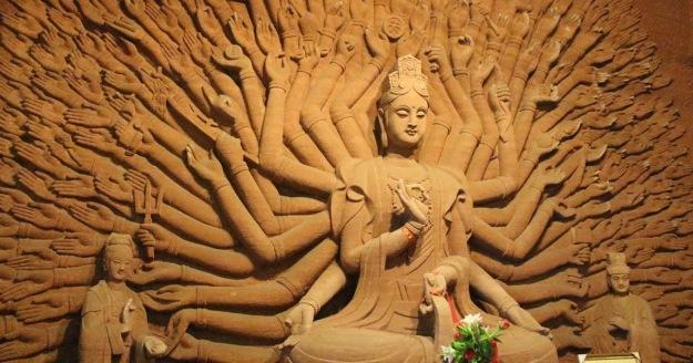 thousand armed avalokitesvara