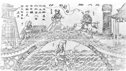 Zhaozhou bridge drawing