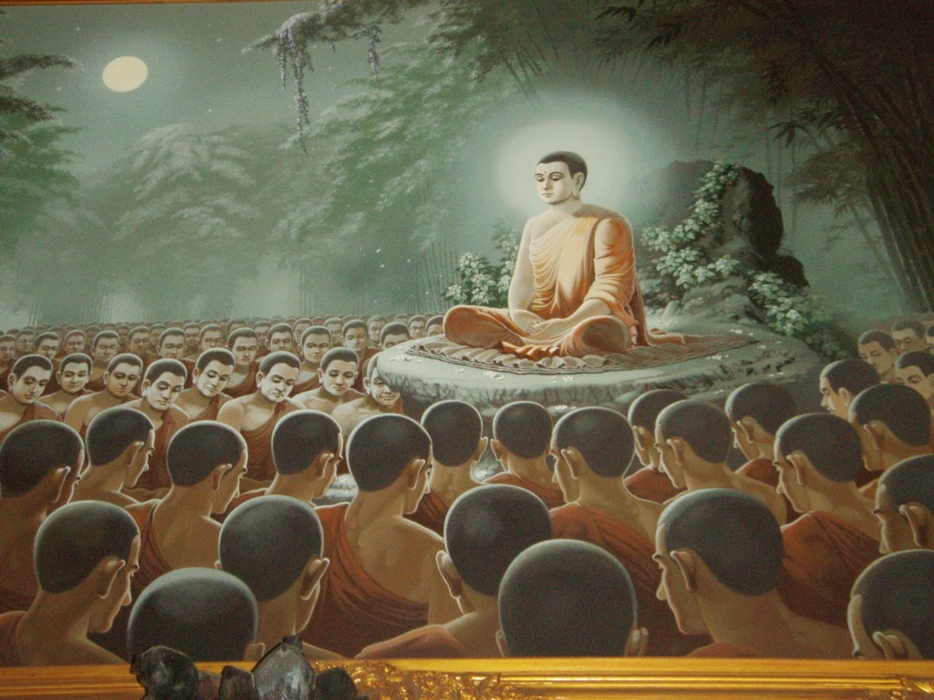Buddhist Philosophy 4 The Teachings Of The Buddha Thought Itself